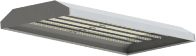 LED linear highbay fixture