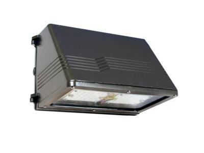 LED medium cutoff fixture